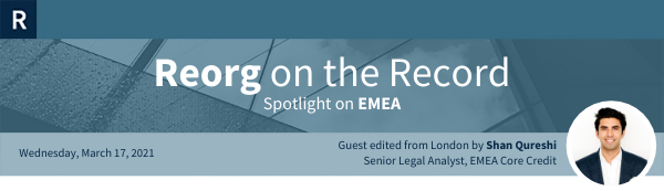 Reorg on the Record; Greensill, Nordic Aviation Capital and Success for Open Justice in the English Courts