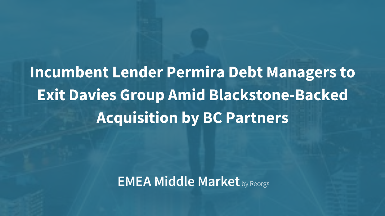 Permira Debt Managers to Exit Davies Group