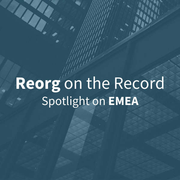 Reorg on the Record; The European primary market remains favorable
