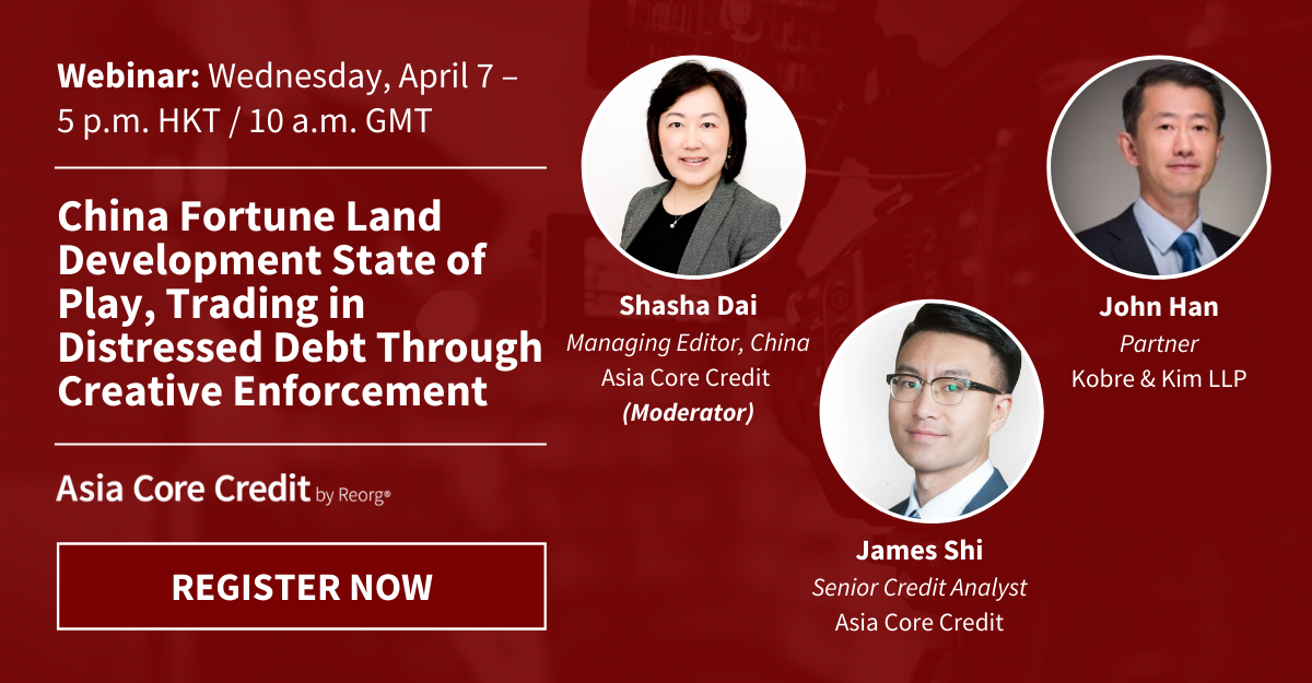 Reorg Webinar Series: CFLD State of Play, Trading in Distressed Debt Through Creative Enforcement