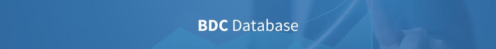 BDC database